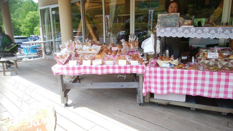 道の駅裏磐梯にあるパン屋さん「ハーティ」さん